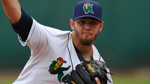 Cam Bedrosian was the 29th overall pick in 2010.