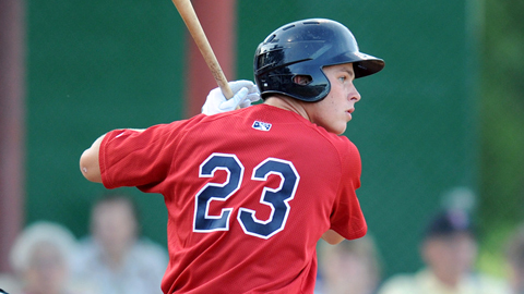 Max Kepler recorded 49 RBIs in 59 Appalachian League games in 2012.