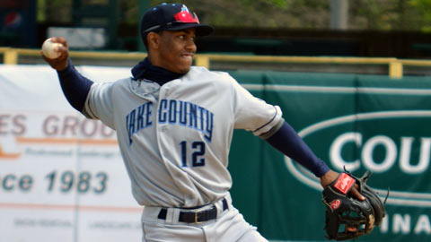 Lindor committed 18 errors in 122 games at Class A Lake County in 2012.