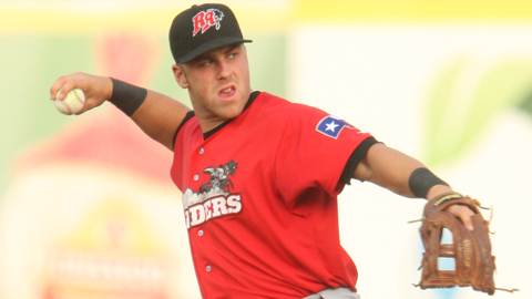 Mike Olt has hit 43 home runs over his last two seasons in the Minors.